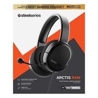 Tai nghe gaming SteelSeries Arctis Raw
