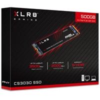 Ổ cứng SSD M2-PCIe 500GB PNY XLR8 CS3030 NVMe 2280