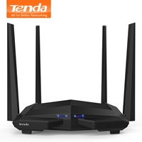 Router WiFi Tenda AC6  - Router WiFi 2 băng tần AC1200