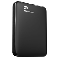 Ổ cứng ngoài WD Elements Portable 500GB 2.5 USB 3.0