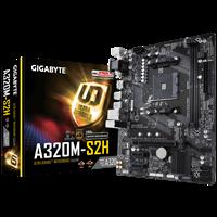 Mainboard AMD Gigabyte A320M-S2H