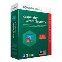 Kaspersky internet security 2020 * 3 User *
