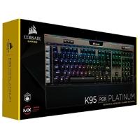 Bàn phím cơ Corsair K95 RGB Platinum XT