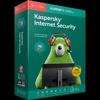 Kaspersky internet security 2020 * 5 user *