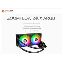 BỘ TẢN NHIỆT NƯỚC ID-COOLING ZOOMFLOW 240X ARGB - NEW