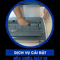 DV cài đặt sửa chửa máy in