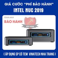 Bảo hành NUC-Main Intel