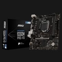 Mainboard B360M PRO-VD MSI