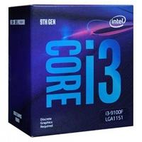 CPU INTEL CORE I3 9100F