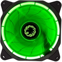Fan Ring Force 120mm - LED Green