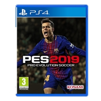 Đĩa GAME PS4 PES2019