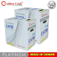 Dây Cáp Mạng Golden Link SFTP CAT5E Platinum