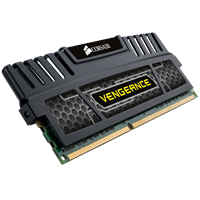 Ram Corsair 8GB bus 1600 C10 - Vengeance
