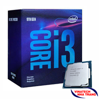 CPU INTEL CORE I3 9100F