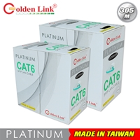 Dây Cáp Golden Link Palatinum SFTP CAT6