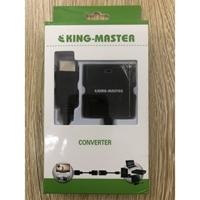 Cáp chuyển đổi HDMI sang VGA L KingMaster