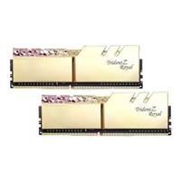 RAM GSKILL TRIDENT ROYAL RGB KIT 16GB 3200MHZ