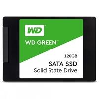 Ổ cứng Western SSD 120GB SATA 3 - Green