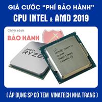 Bảo hành CPU