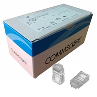 Đầu mạng  UTP COMMSCOPE Cat6(100 cái )