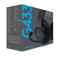 Tai nghe Logitech G433 7.1 Surround Wired Headset