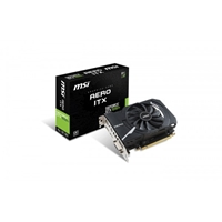 VGA MSI GTX 1050Ti Aero ITX 4G OC (1 fan)
