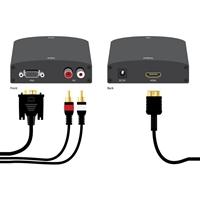 Bộ chuyển đổi VGA sang HDMI (ZQ-003)