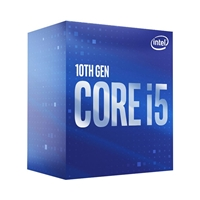 CPU Intel Core i5-10400F (2.9GHz turbo up to 4.3Ghz, 6...