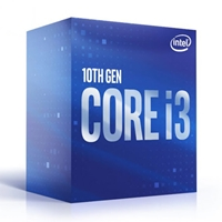 CPU INTEL i3-10100 (4C/8T, 3.60 GHz - 4.30 GHz, 6MB)