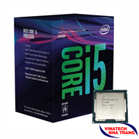 CPU INTEL Core i5 9600K