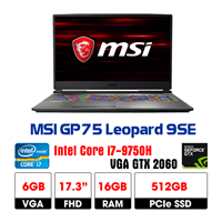 LapTop MSI GP75 9SE-New