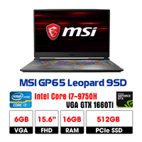 LapTop MSI GP65 9SD-New