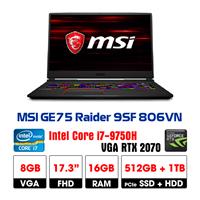 LapTop MSI GE75 9SF-806VN