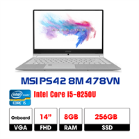 LapTop MSI PS42 8M-478VN