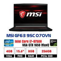 LapTop MSI GF63 9SC-070VN