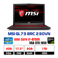 LapTop MSI GL73 8RC-230VN