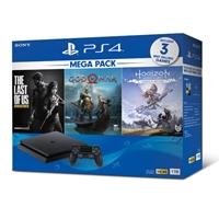 Máy chơi game PS4 Slim 1TB Mega Pack CUH-2218B MEGA2