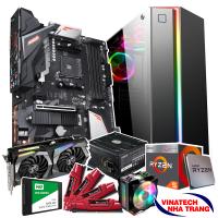 Máy Bộ Vinatech Gaming AMD 3