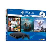 Máy chơi game PS4 Slim 1TB Mega Pack 2