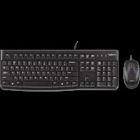 Keyboard + Mouse Logitech MK120