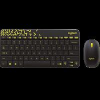 Bàn phím chuột không dây Nano MK240 Logitech