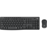 Chuột và bàn phím LOGITECH MK295 Silent ( không dây)