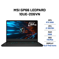 Laptop MSI GP66 Leopard 10UE-206VN (i7-10870H | 16GB |...