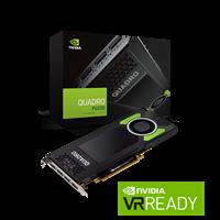 VGA GIGABYTE NVIDIA QUADRO P4000 8GB DDR5