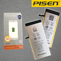 Pin Pisen for Iphone 6 ( 3.82V-1810mah, TS-MT-I6)