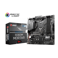 Mainboard B360M MORTAR MSI