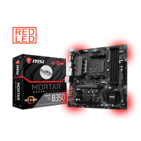 Mainboard  AMD MSI B350M MOTAR