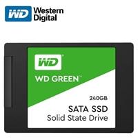 Ổ cứng Western SSD 240GB sata, 2.5 Green