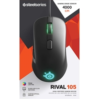 Chuột Gaming Rival 105 steelseries có dây
