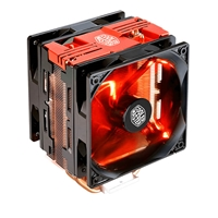 Cooler Master Fan CPU Hyper 212 LED Turbo Red